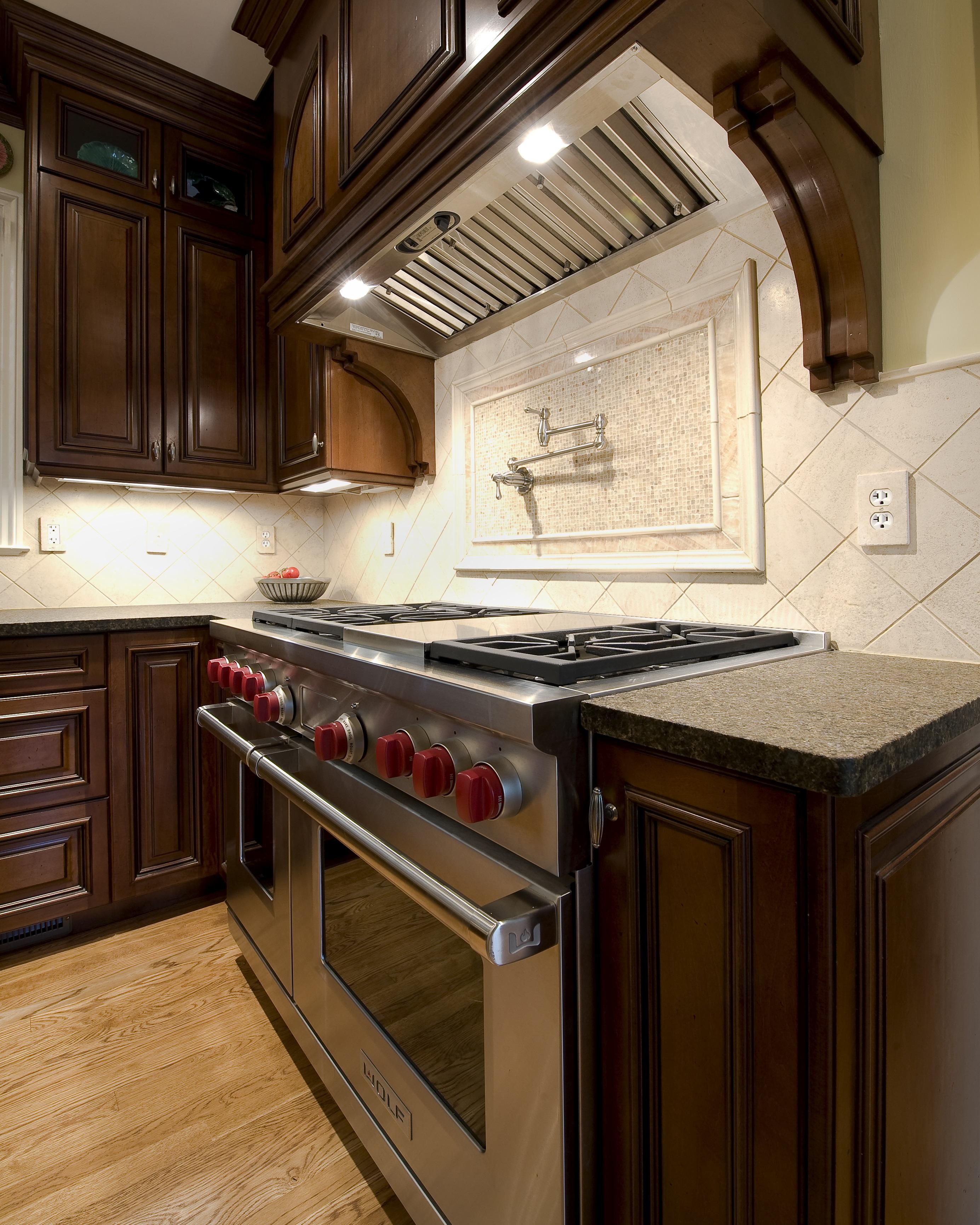 Kitchen Backsplashes By Back Construction