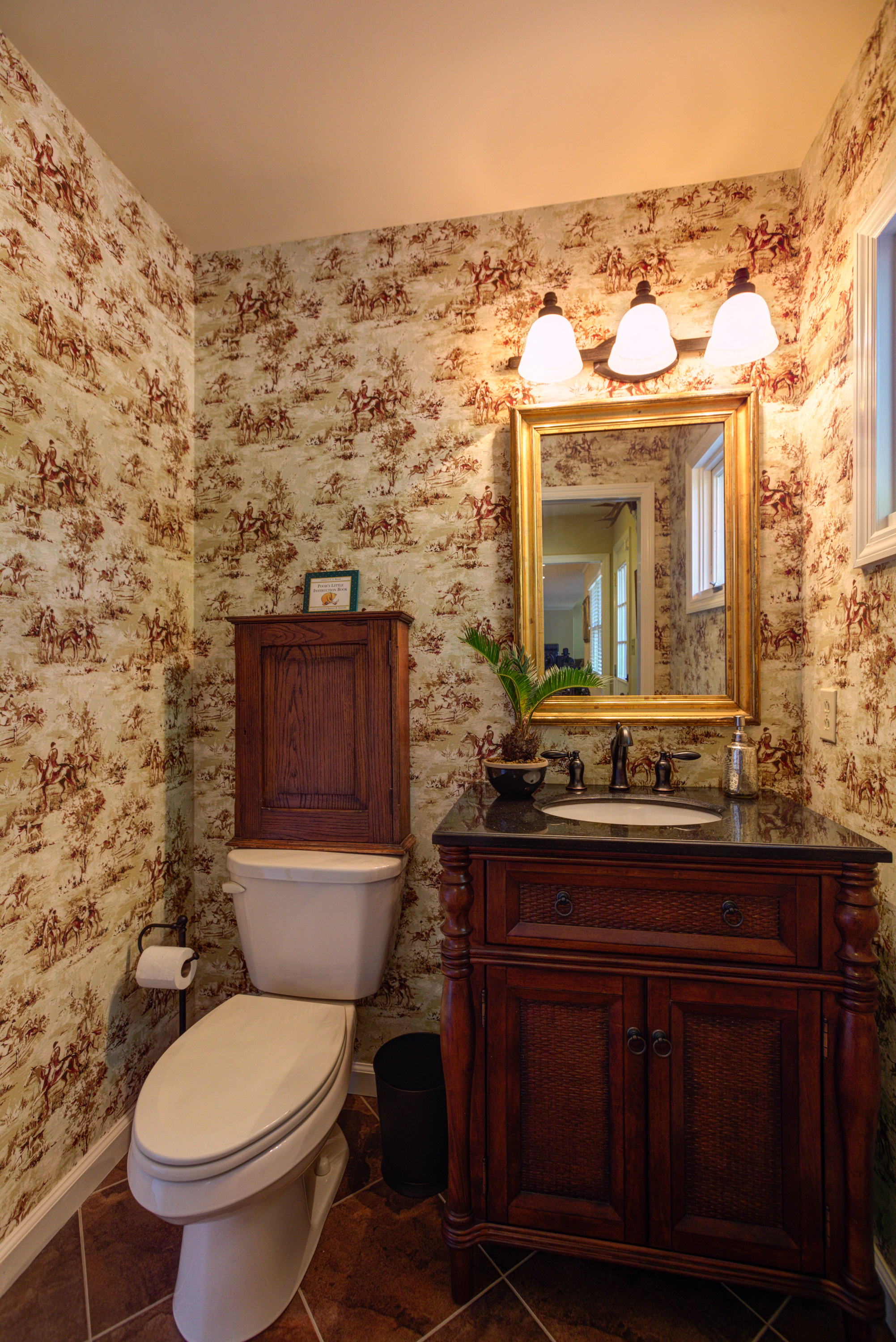Small Bathroom Remodel By Back Construction In Lexington Kentucky