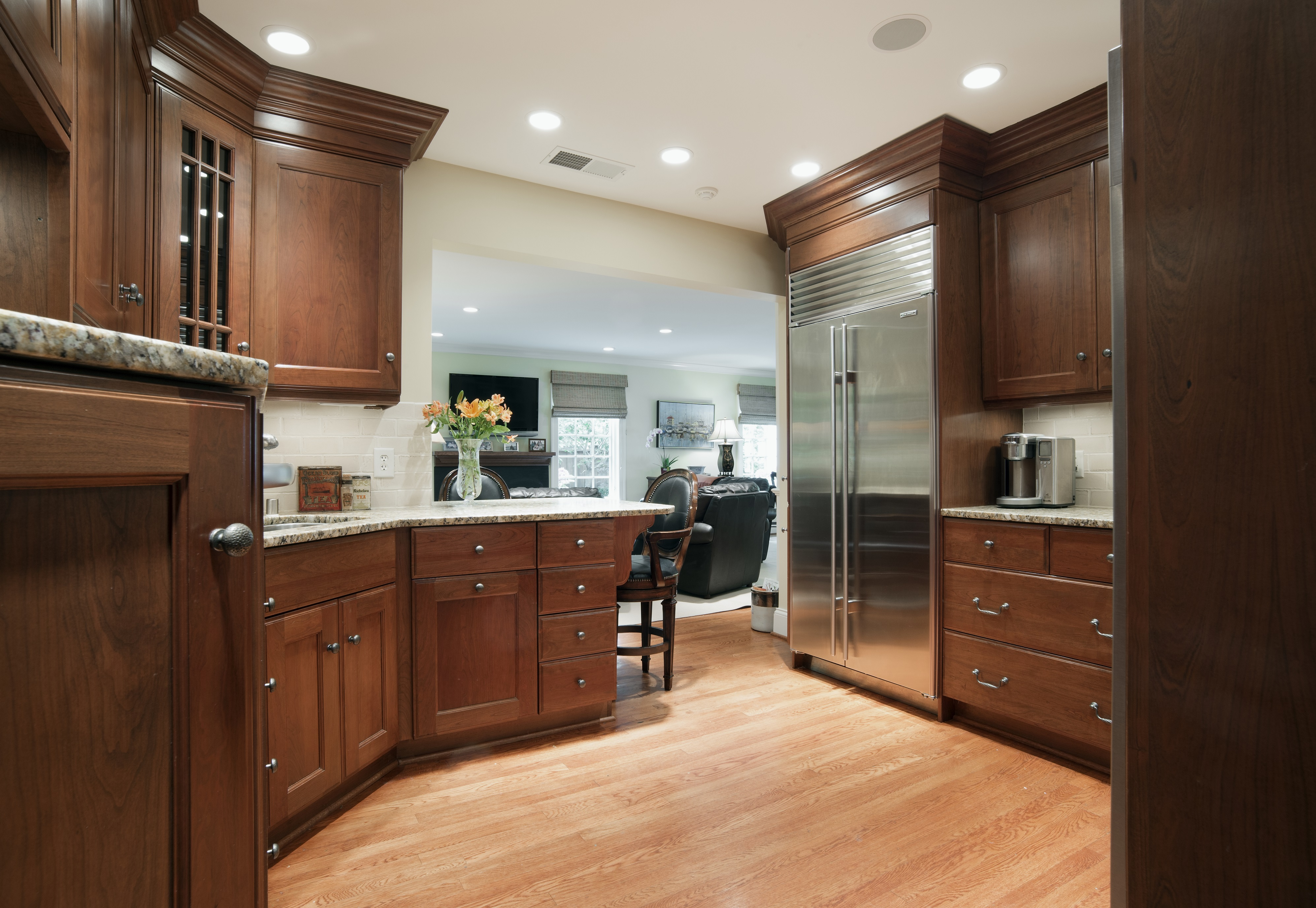 Kitchen Cabinets by BACK Construction in Lexington, Kentucky