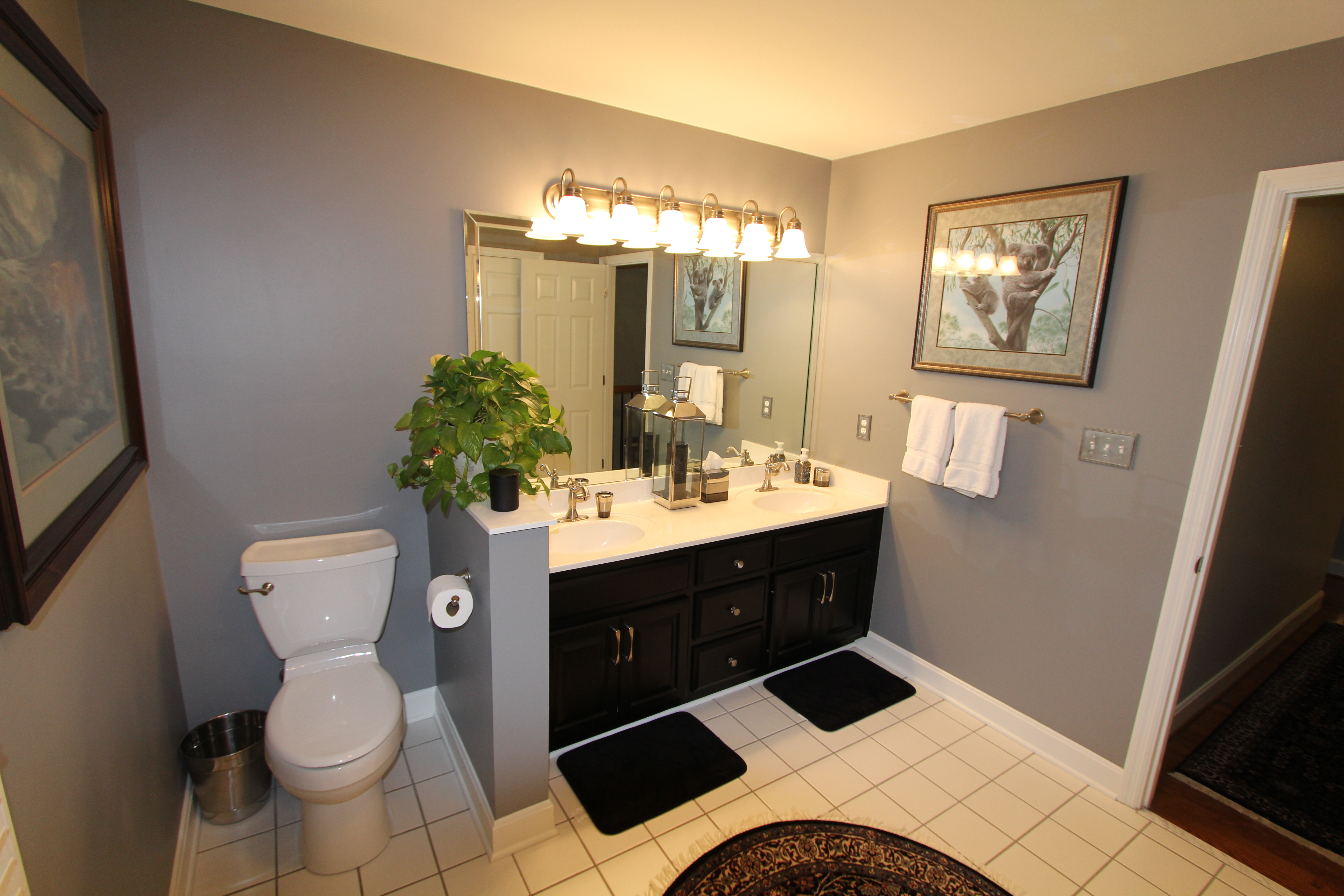 ... Watch The Throne Choosing Your Toilet Stunning 90 Bathroom Vanities Lexington  Ky Inspiration Design Of Home Remodeling ...