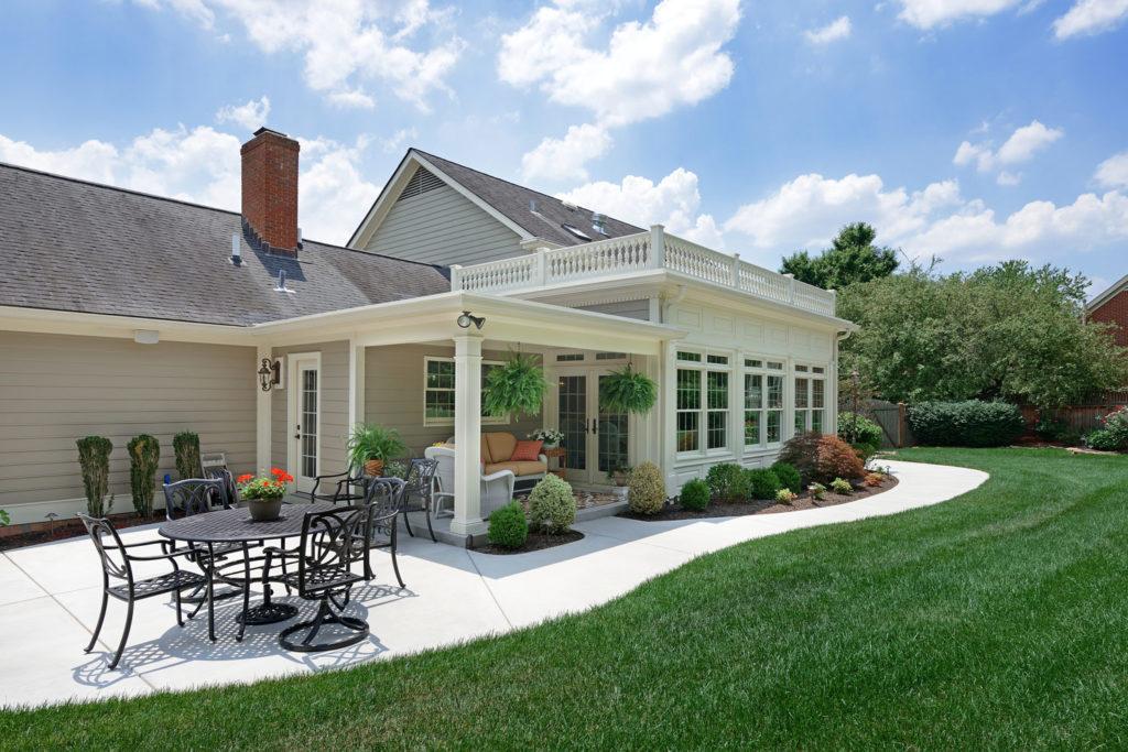 Outdoor Deck Renovations : Roofing contractors lexington ky handyman replacement
