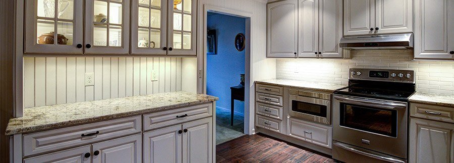 Custom Cabinets Lexington Kitchen Back Construction